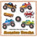 """Monster Trucks 4x4"""""""