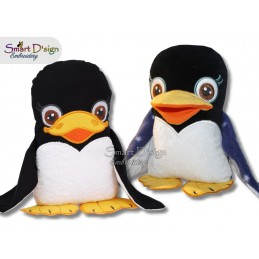 ITH PENGUIN STUFFY Toy
