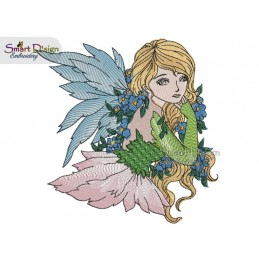 SUMMER GARDEN FANTASY FAIRY 3x Versions Garden Fairy