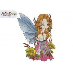 AUTUMN FANTASY FAIRY 3x...