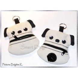 ITH Set 2 Doggy Bags SEAL 4x4 inch