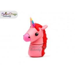 USB Stick UNICORN Pink 2 GB