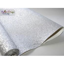 SILVER - Glitter Vinyl