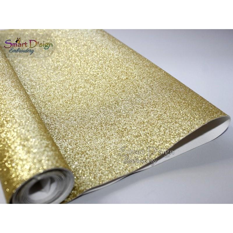 GOLD - Glitter Vinyl