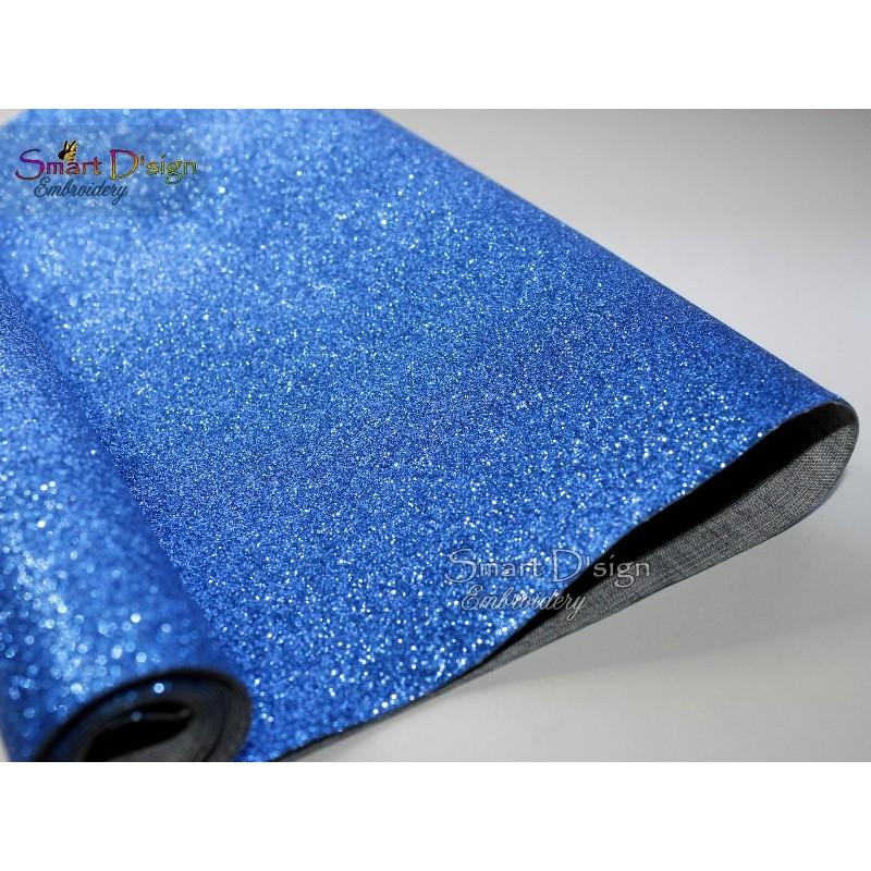 OCEAN BLUE - Glitter Vinyl