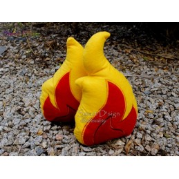 ITH FELT CAMP FIRE Stuffie Set