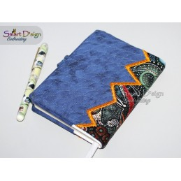 ZIGZAG ITH Notebook Cover A6