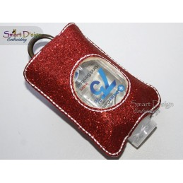 ITH HAND SANITIZER SPY BAG 5x7 inch