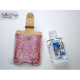 ITH HAND SANITIZER SPY BAG 5x7 inch