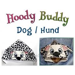 Hoody Buddy Dalmatian Dog - 5x7 inch