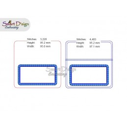 ITH MAGNIFYING BOOKMARK 4x4 inch