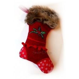 9 Santa Stockings ITH
