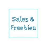 % Sale & Freebies