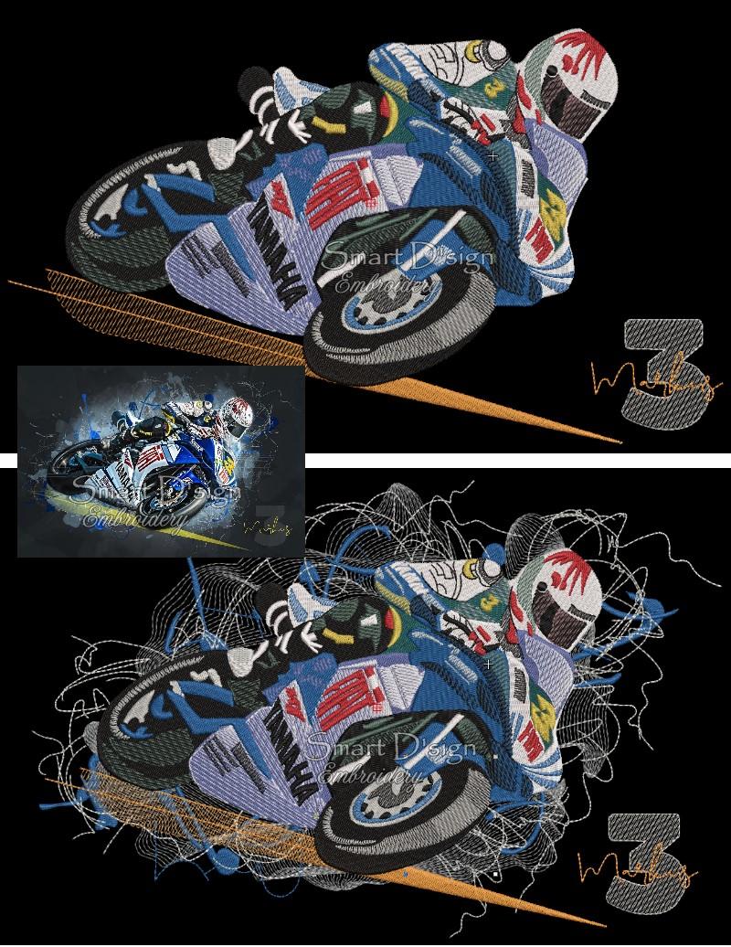 Custom Order Motorbike