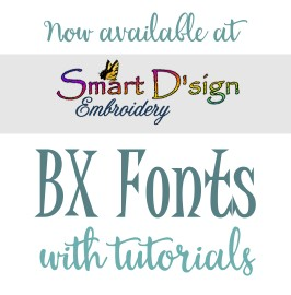 BX Fonts from Smart D'sign