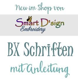 BX Schriften von Smart D'sign